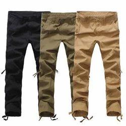 Plain Formal Wear Readymade Cotton Trouser, Waist Size: 28.0