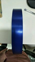 Red Pink Cream White Black Rani Red Golden Navy Blue Royal Blue Phone Maroon Tamatr Polyster Satin Ribbon