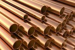 Round Copper Pipes & Tubes