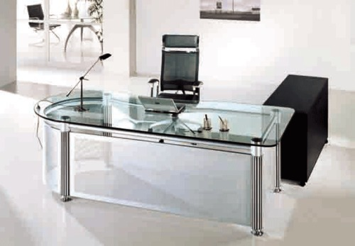 Executive Office Table At Rs 17000 Piece Ergonomic