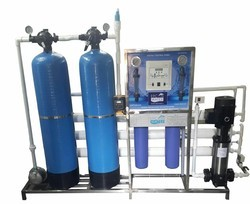 Industrial Reverse Osmosis Plant, UV Sterilizer And Multi-Grade Filter