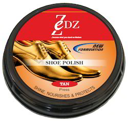Tan Shoe Polish
