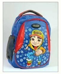 Printed Kids Backpack