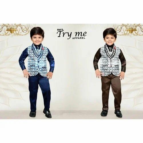 Boys Party Wear Dress Chhote Bachho Ki Children