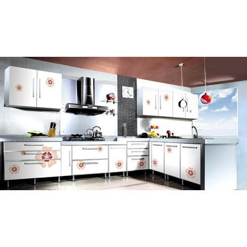 Modular Kitchen Magnon India: Godrej Modular Kitchen At Rs 100000 /pack(s)