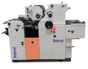 2 Color Non Woven Satellite Offset Machines