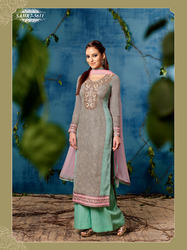 Heavy Embroidery Salwar Suits