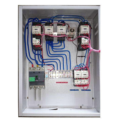 Single Phase Starter Panel Board Ip Rating Ip40 Rs 1500 Piece Id 13569103648
