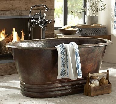 Ordinaire Copper Bathtub