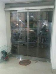 Sensor Glass Door