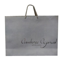 silver foil paper bag view specifications details of paper bags