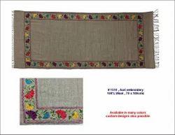 Kashmiri Aari Woolen Embroidery Shawls