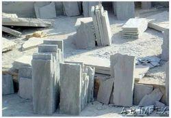 Grey Stone Block