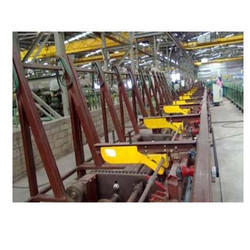 Automatic Cutting and Deburring Machine