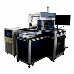 Laser Solar Cell Scribing Machine