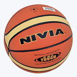 NIVIA Pro Touch Basket Ball