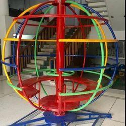Merry Go Round Globe