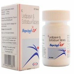 Hepcinat-LP Ledipasvir & Sofosbuvir Tablets