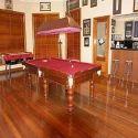 Asian Flooring Billiards Parquet Flooring, Thickness: 6 - 12 Mm, Finish Type: Glossy