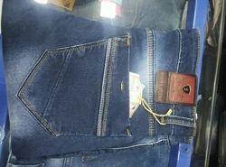 Narrow Denim Jeans
