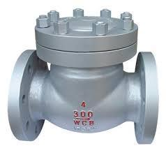 Ksb Cast Steel Swing Type Check Valve