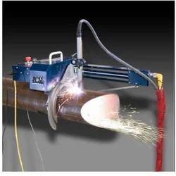 Mild Steel CNC Saddle Machine