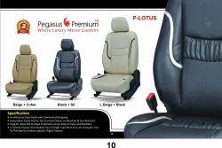 32 x 43 Inch Multi Color Car Seat Cover