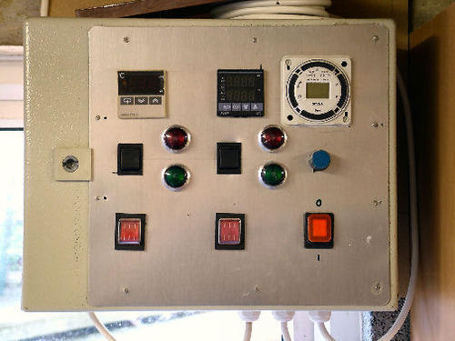 Timer Control Panel