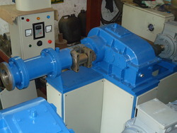 Rubber Extruder Machines