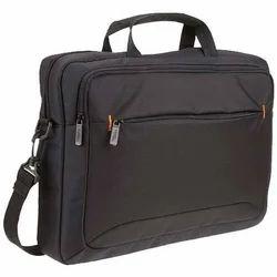 Black Non Woven Laptop Bags, Capacity: 10L