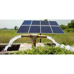 Solar Pumping Water Machine