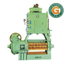 Oil Extruder Machine