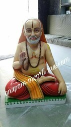 Marble Raghvendra Statue