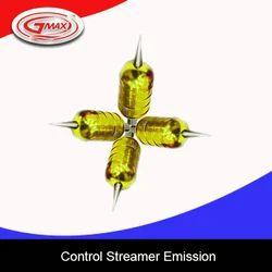 Control Streamer Emission