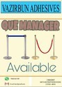 Que Manager