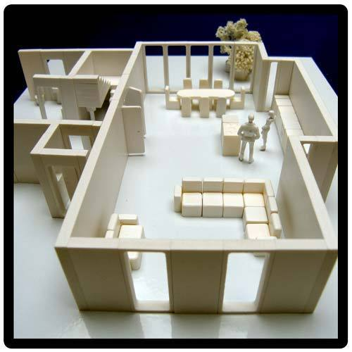 3D Architectural Model Making Service In Bhosari, Pune