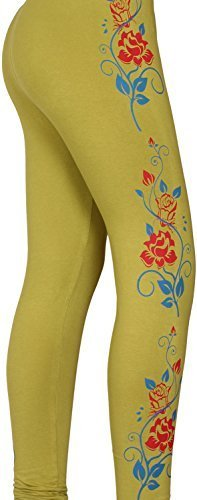 Printed Churidar Ladies Cotton Legging
