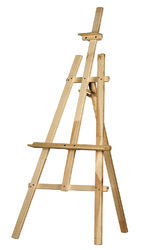 art craft easel stand wooden at rs 1200 piece sainath puram