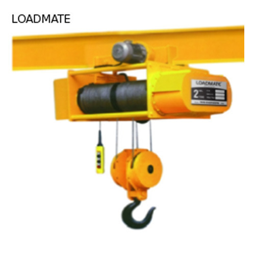 Electric Wire Rope Hoist - Electric Hoists Manufacturer from