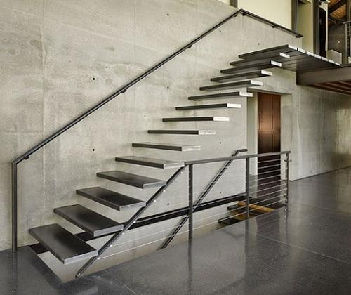 Floating Staircase Ideas: Floating Stairs At Rs 950 /square Feet(s)
