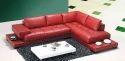 Leather Sofa Designing Work