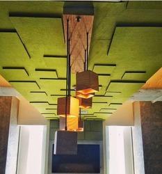 Times Fibrefill Acoustic Ceiling Panel for Restaurant