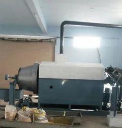 Semi-Automatic Coffee Roasting Machine, Capacity: Standard
