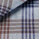 Lenin Checked Fabric