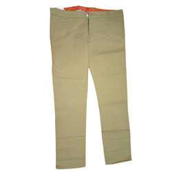 Cotton Regular Trousers