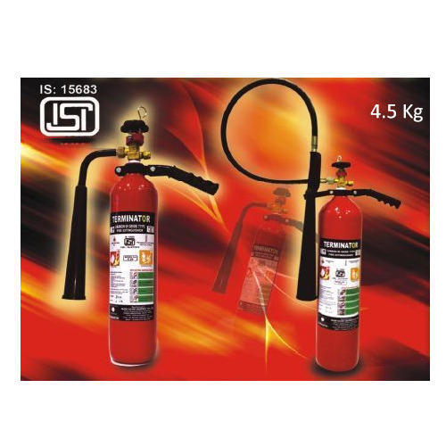 Co2 Fire Extinguisher 4.5 Kg