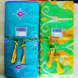 Party & Festive Wear Ikat Silk Sarees