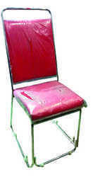 High Back Chair. Color: Red