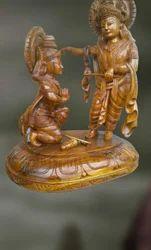 Wooden Sculpture- Gita Saar: The Essence of Existence