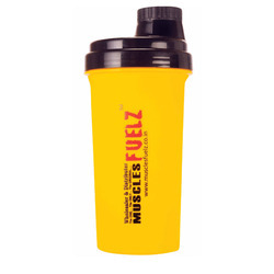 Shaker Glass Sporty Bottle